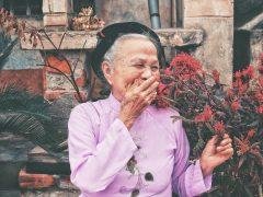 Older Women Dancing and Living